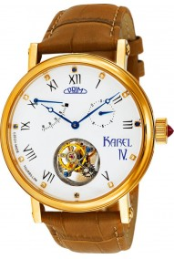 PRIM KAREL IV. (Tourbillon) Go
