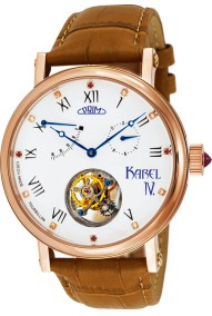 PRIM KAREL IV. (Tourbillon) Ro
